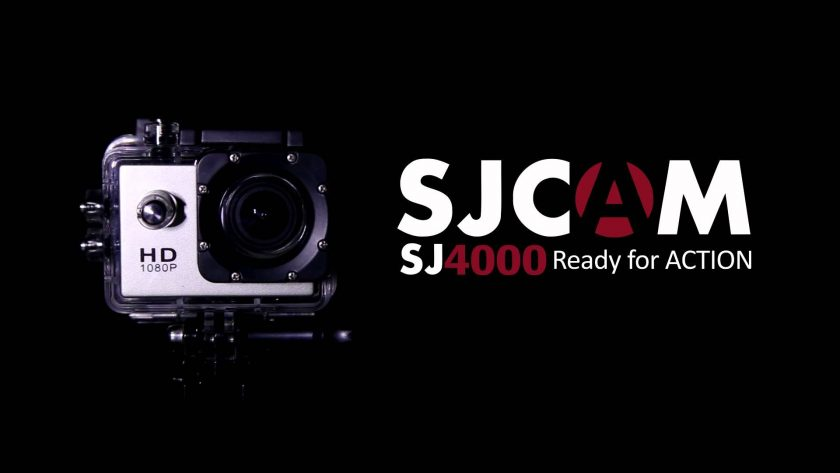 Kamera Sportowa SJCAM SJ4000+