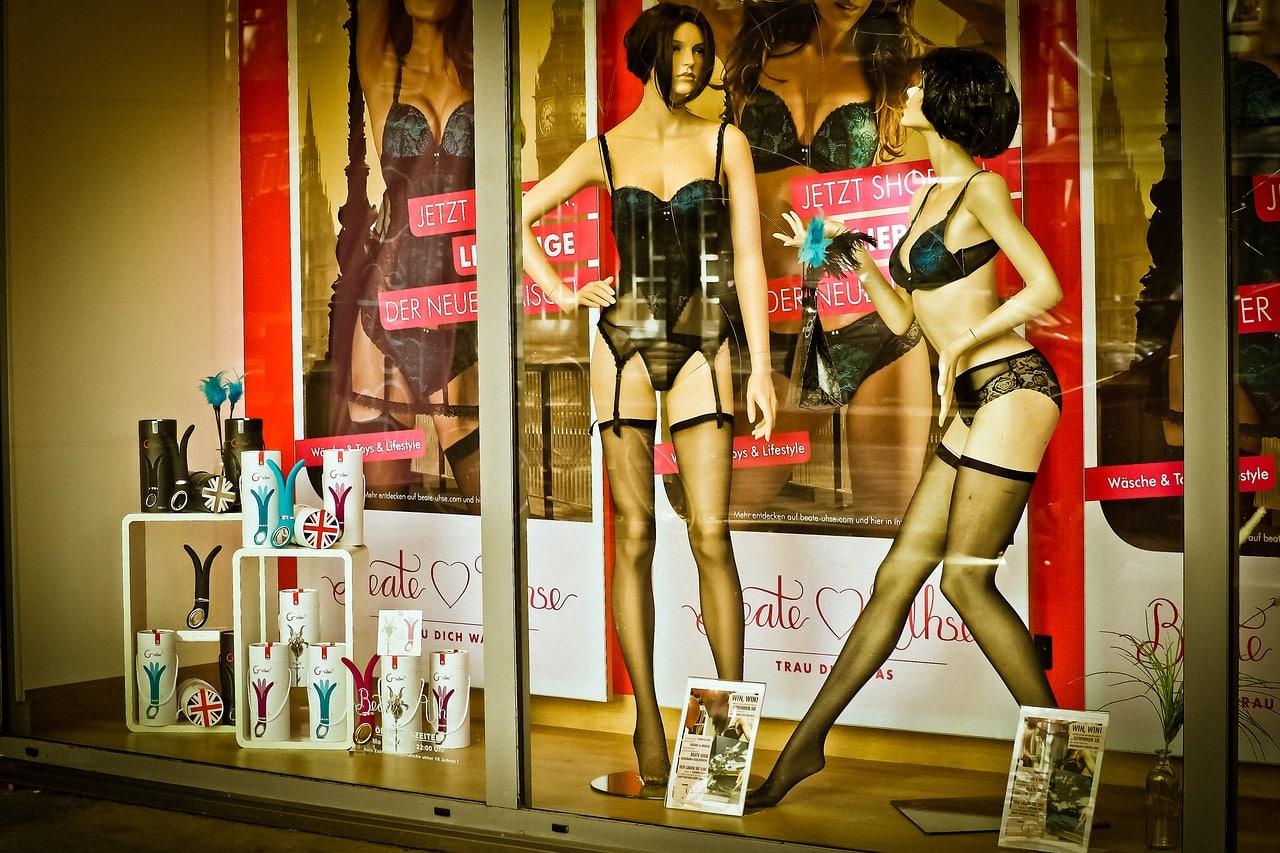 Szeroki wybór zabawek erotycznych