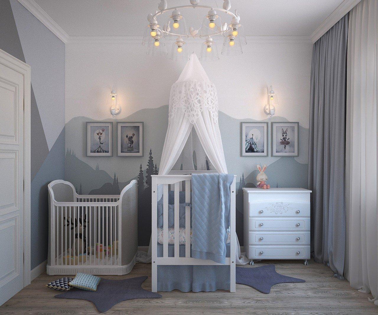 Pokój dziecięcy - wybór odpowiedniego dywanu