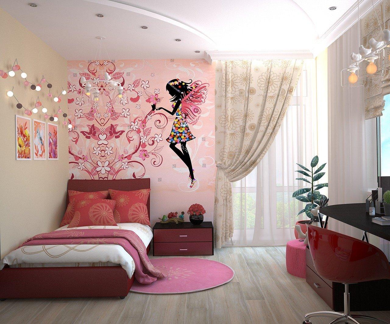 Atrakcyjny dywan do pokoju dziecka