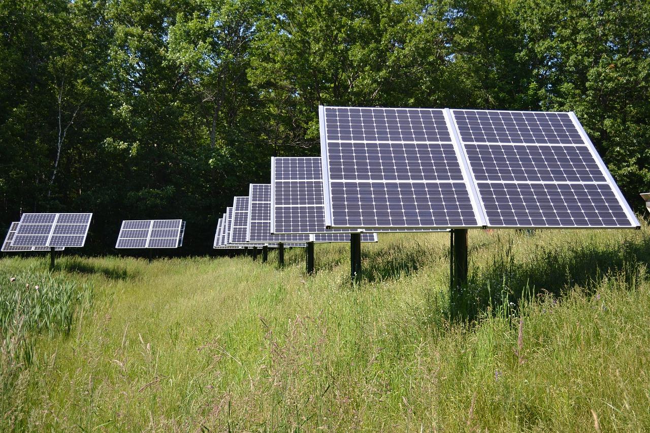 Zalety paneli słonecznych