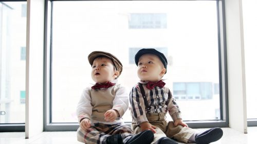 Wózek w przypadku bliźniaków - co wybrać?